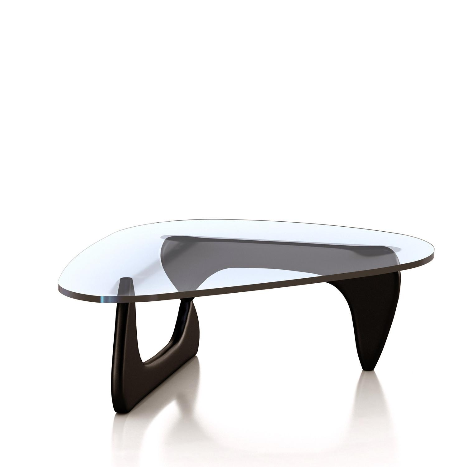 Contemporary Glass Top Coffee Tables Design Table