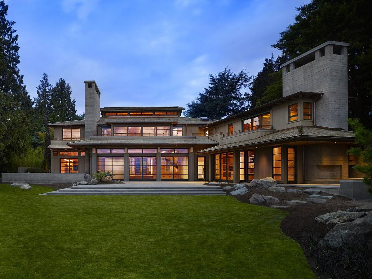 Contemporary Home Architectures Design Wonderful
