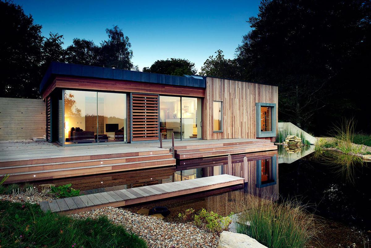 Contemporary Home New Forest National Park England