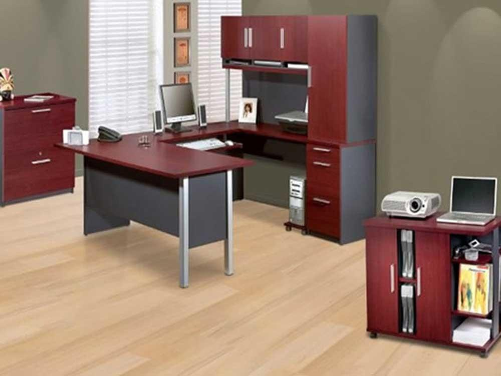 Contemporary Home Office Furniture Stylish Space