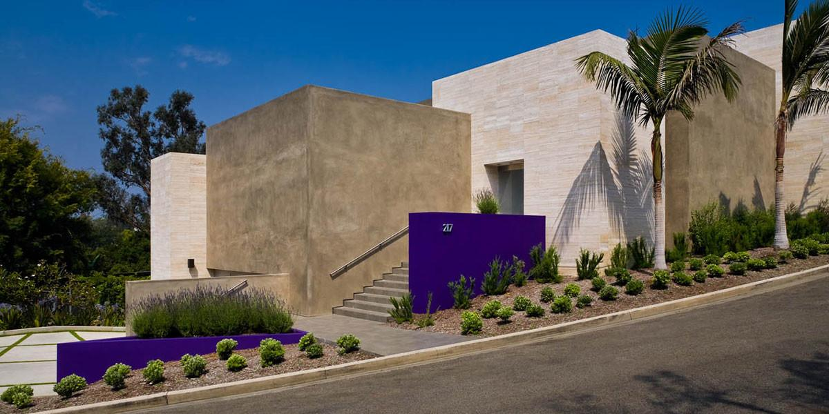 Contemporary House Bel Air Captures Essence