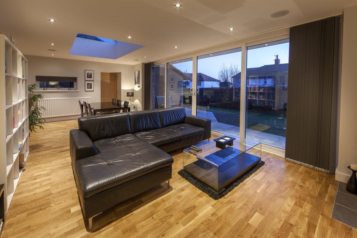 Contemporary House Remodel Deganwy North Wales