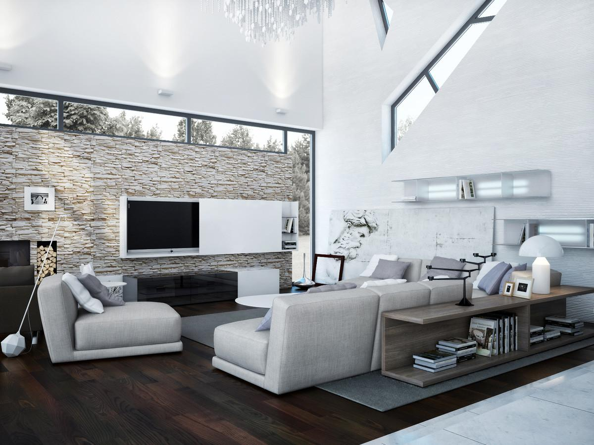 Contemporary Interior Azovskiy Pahomova Architects