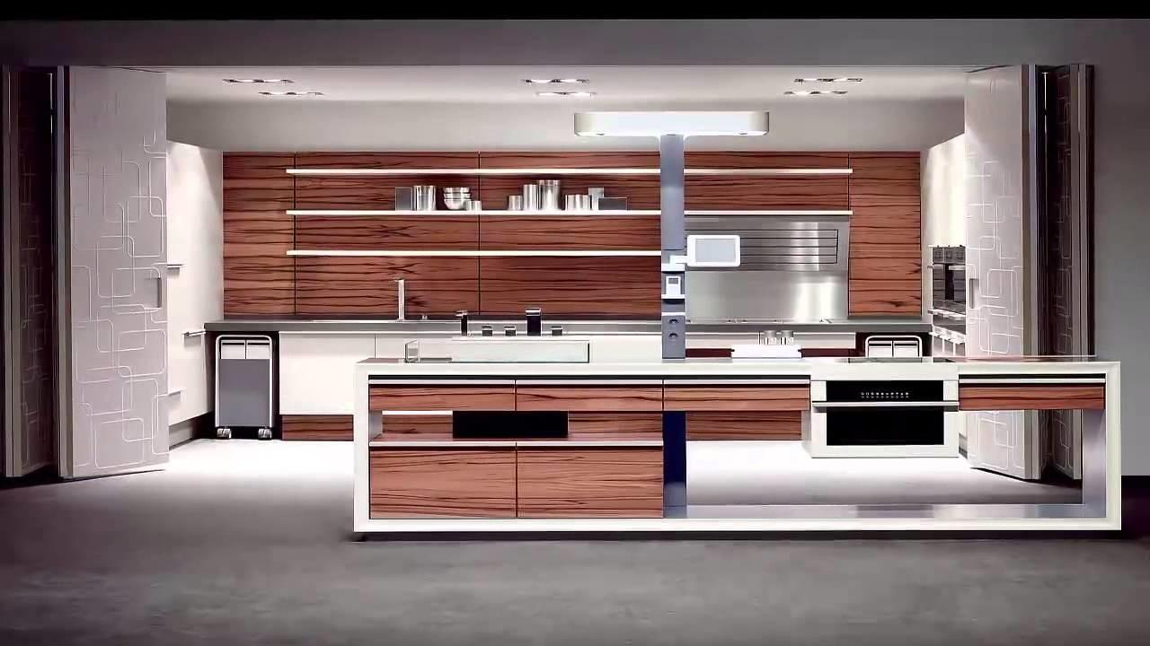 Contemporary Kitchen Design Condo