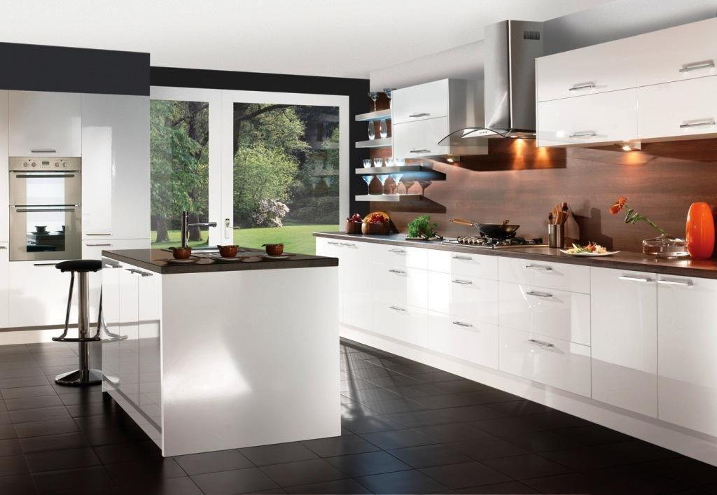 Contemporary Kitchen New Cabis Design
