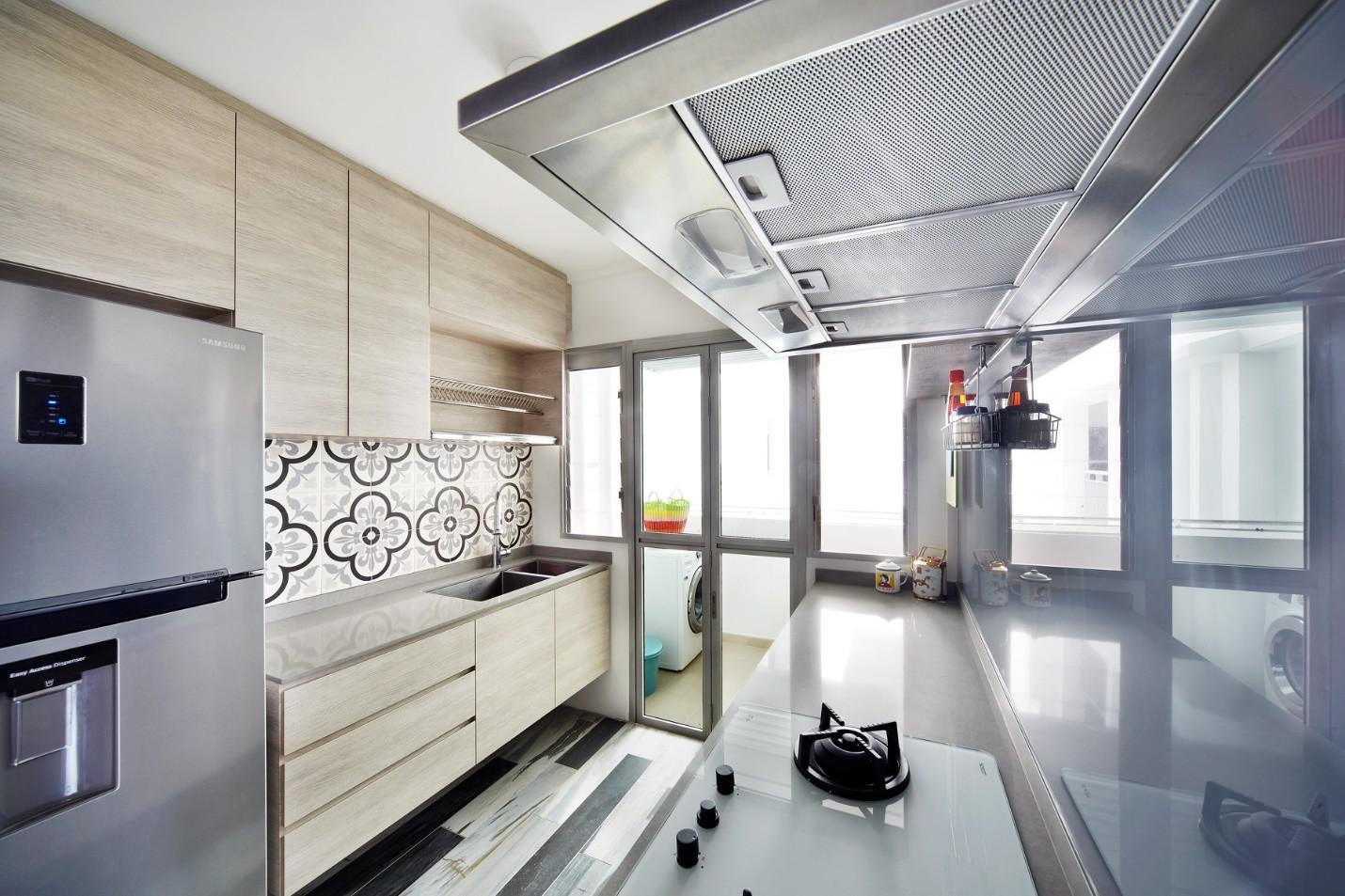Contemporary Kitchens Instant Classic