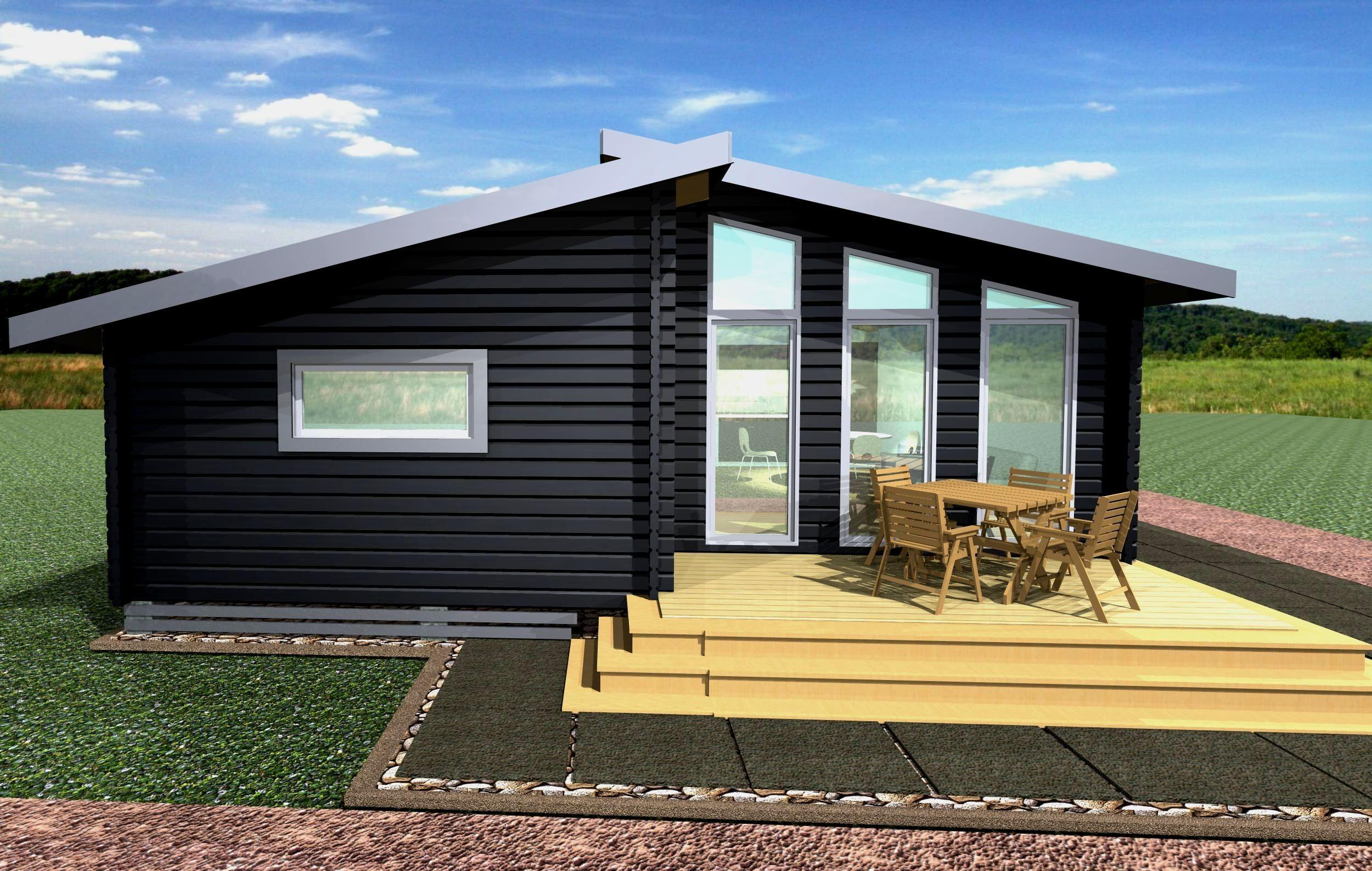 Contemporary Mobile Homes Tempting Next Generation