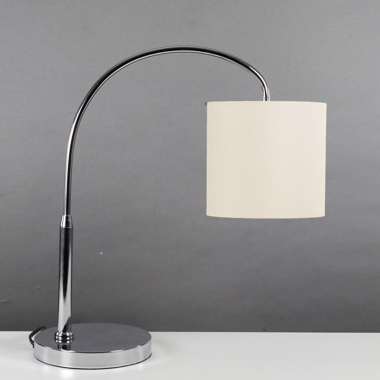 Contemporary Modern Bedside Arch Table Lamp Reading