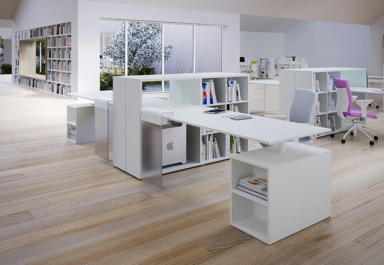 Contemporary Office Desk Your Stylish Home