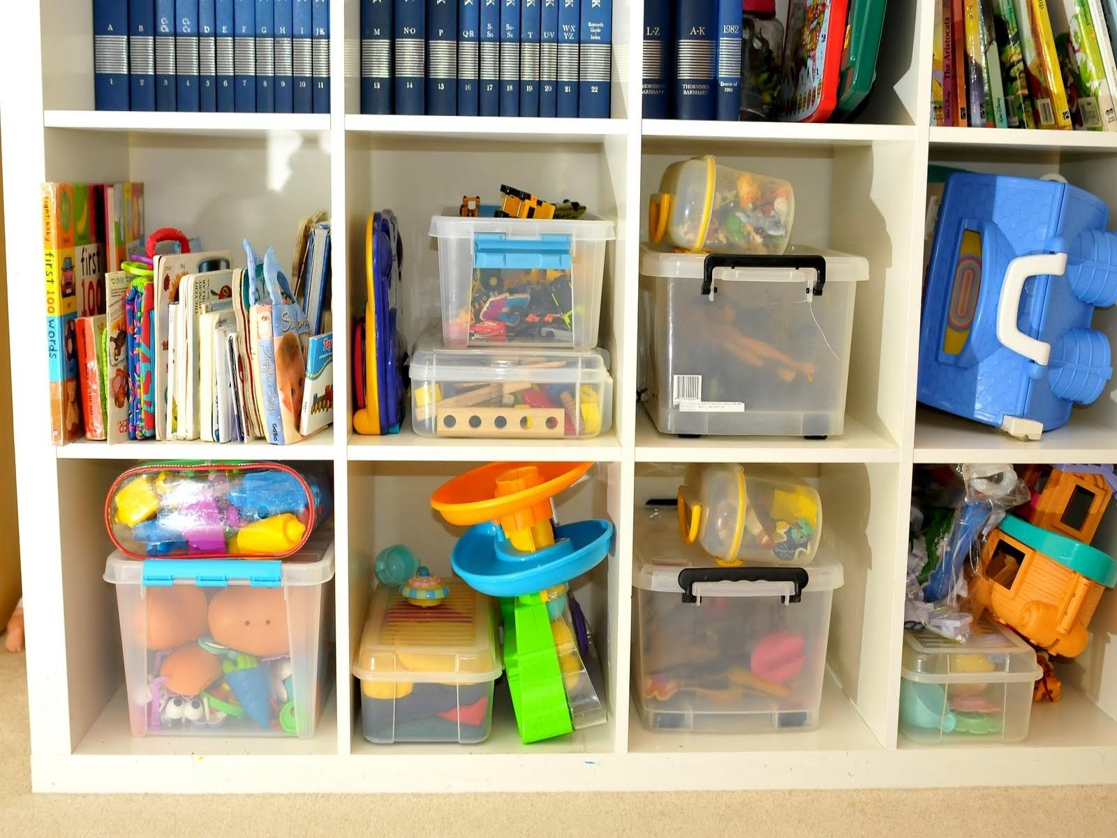 Contemporary Office Home Organization Ideas 321