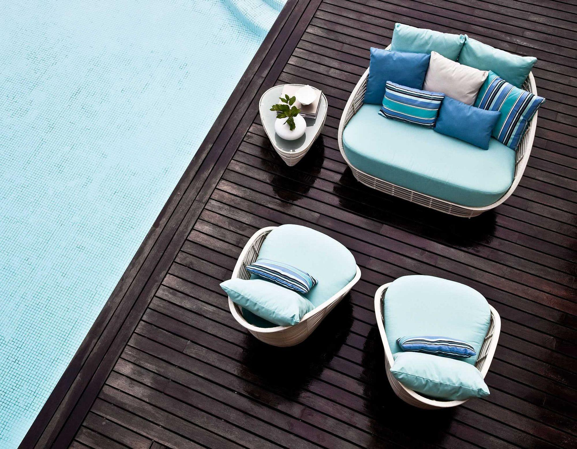 Contemporary Outdoor Cor Polished Sculptural Style