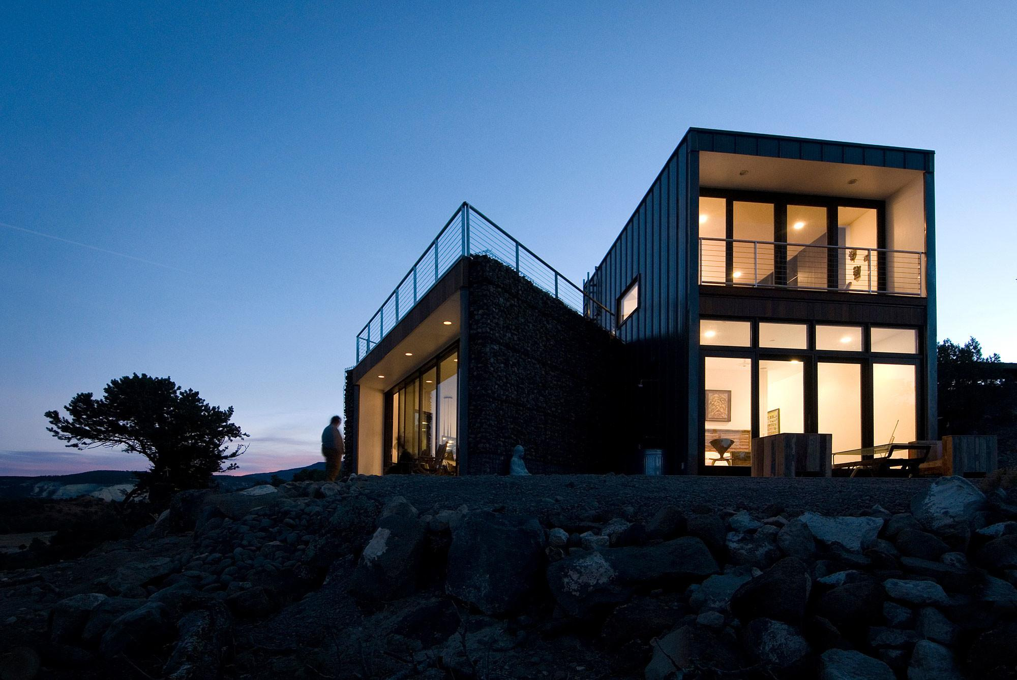 Contemporary Residence Buddhist Retreat Designed Imbue