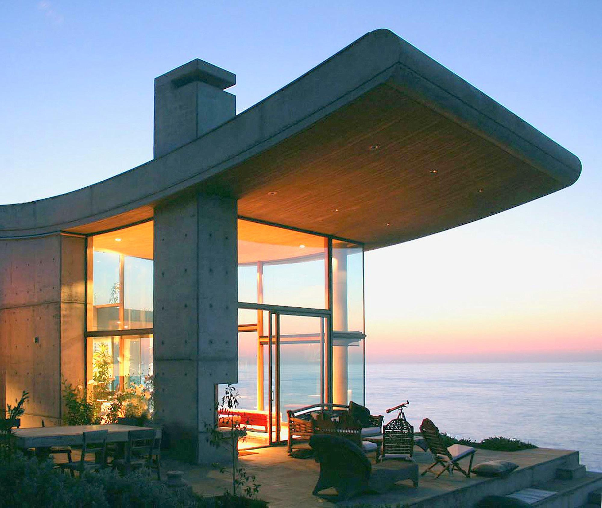 Contemporary Residence Chile Faustian Urge