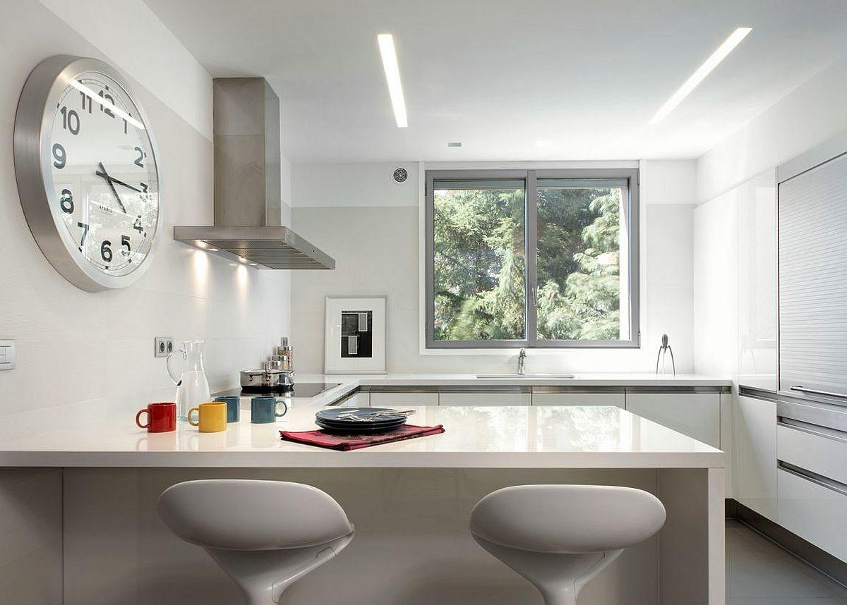 Contemporary Residence Within Andorra Provides Window