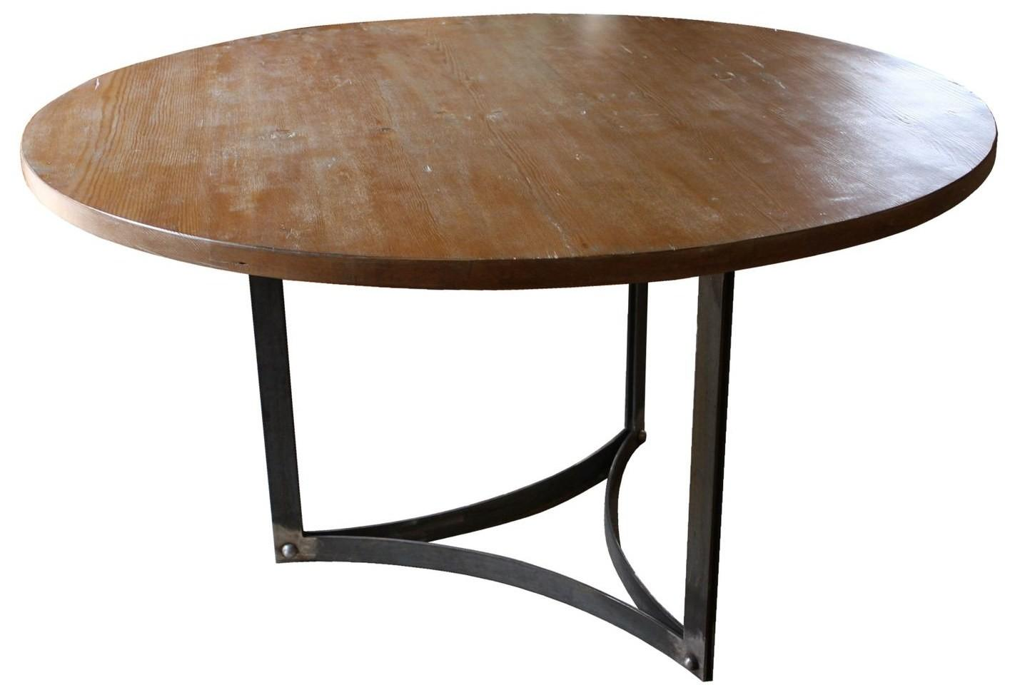 Contemporary Round Dining Tables