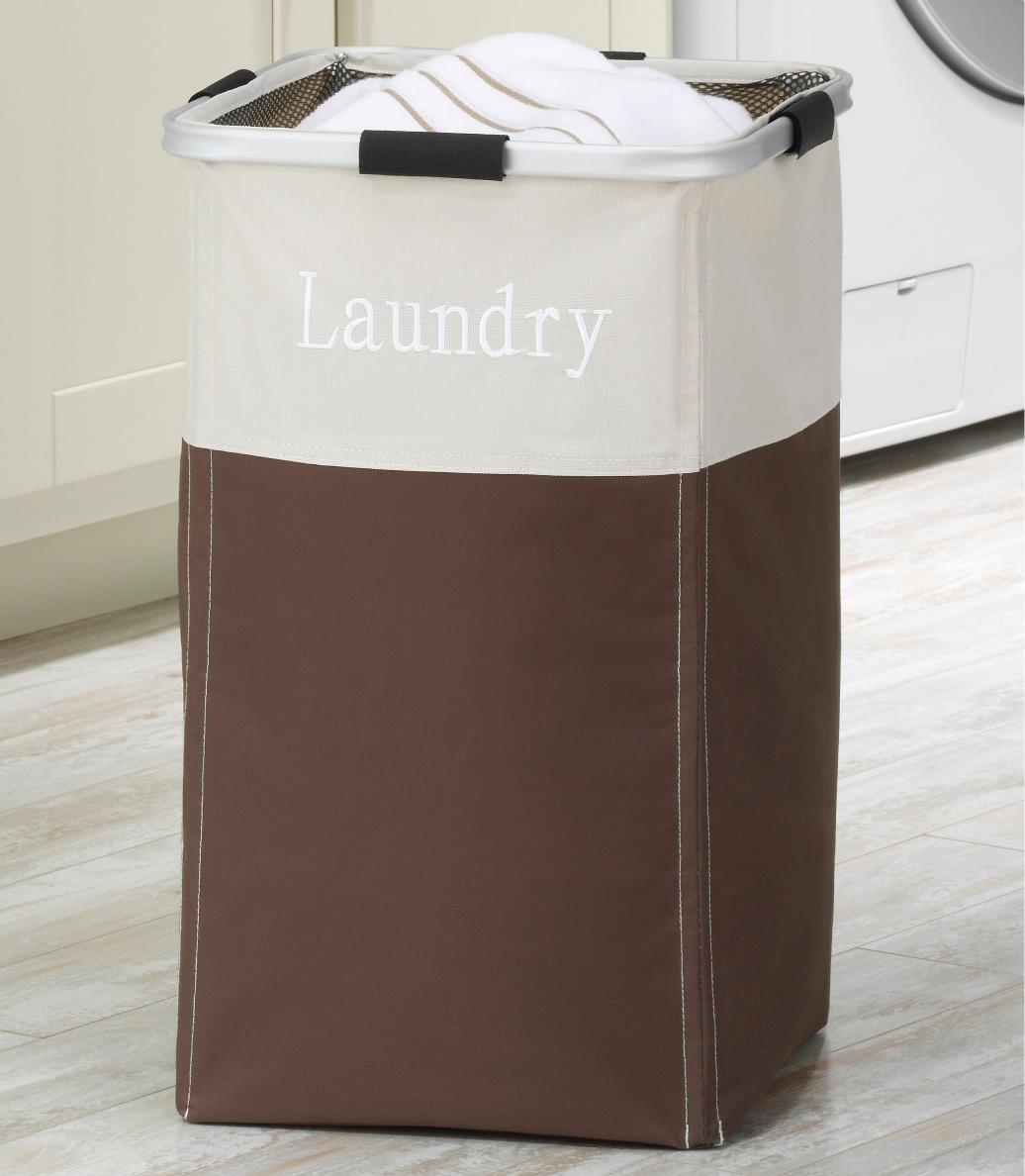 Contemporary Rubbermaid Laundry Hamper Sierra