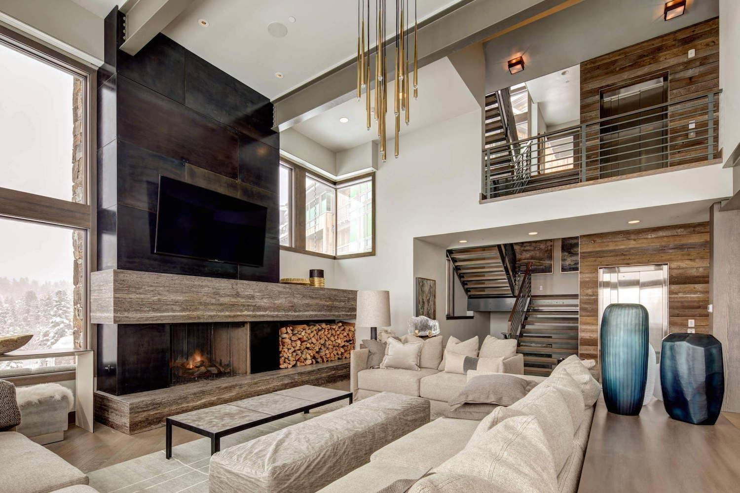Contemporary Single Family Residence Park City Utah