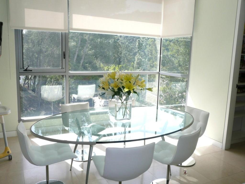Contemporary Table Seating Ideas Breakfast Nook