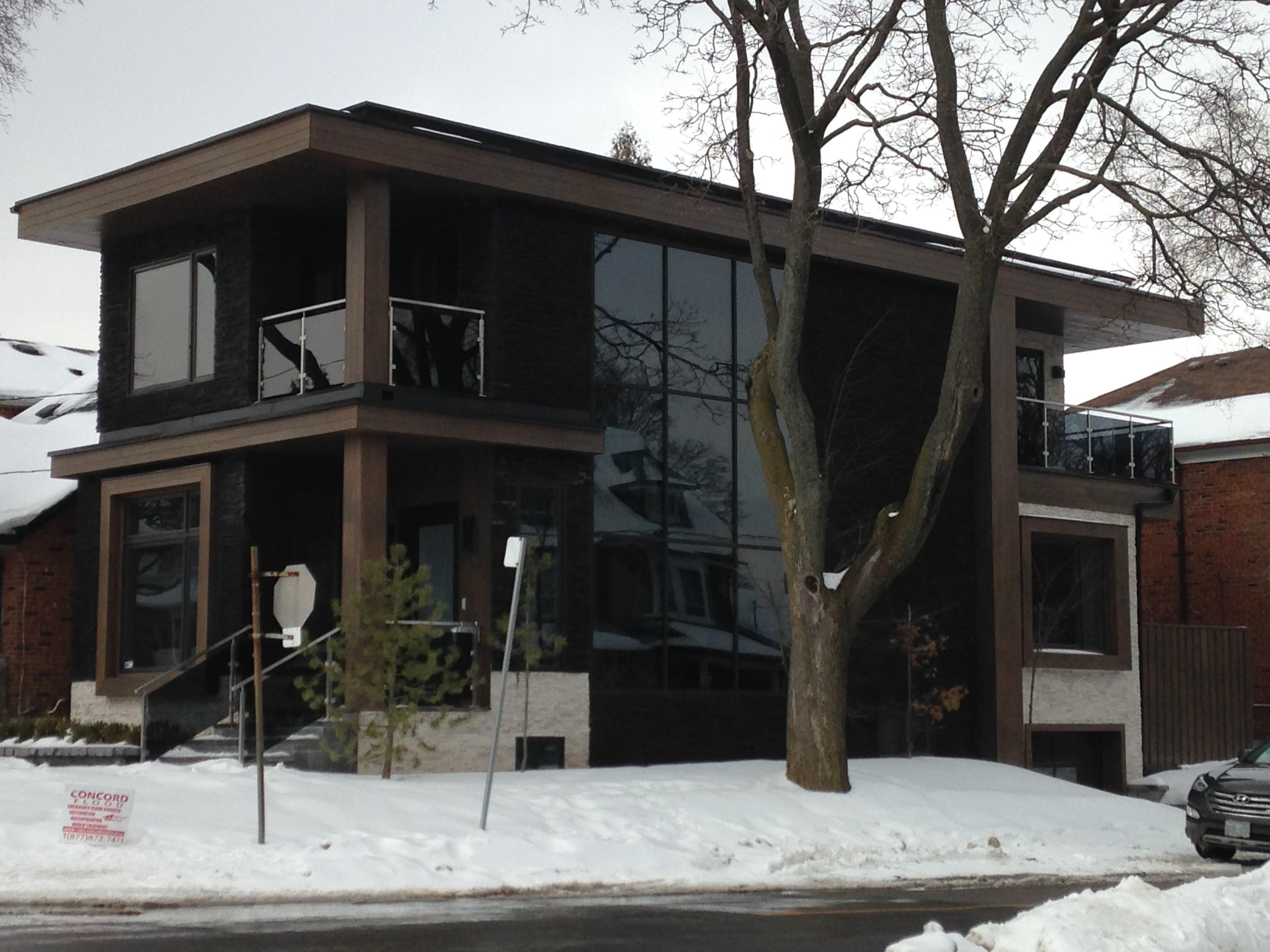Contemporary Toronto Beautiful Modern Homes Around