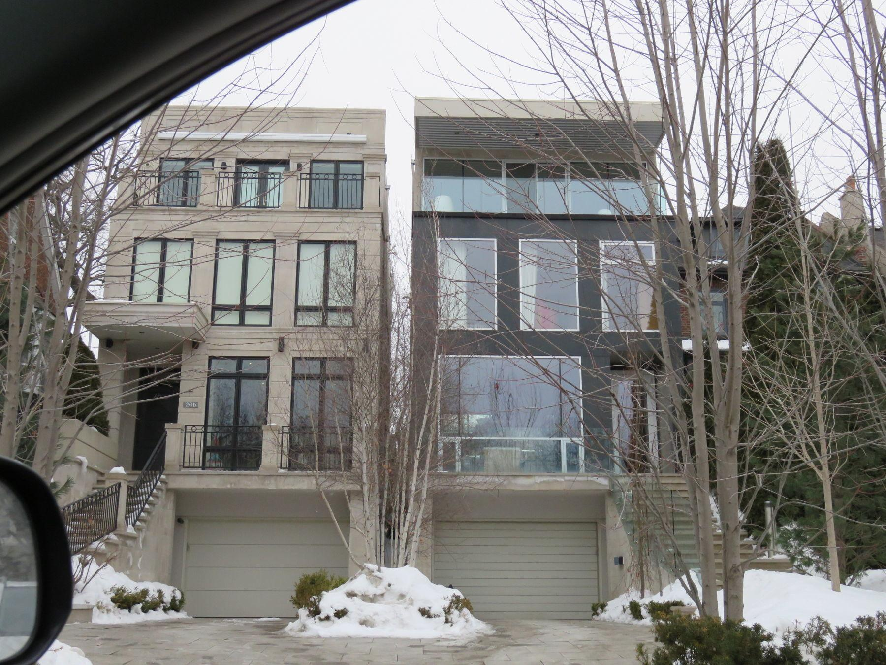 Contemporary Toronto Beautiful Modern Homes Around Town