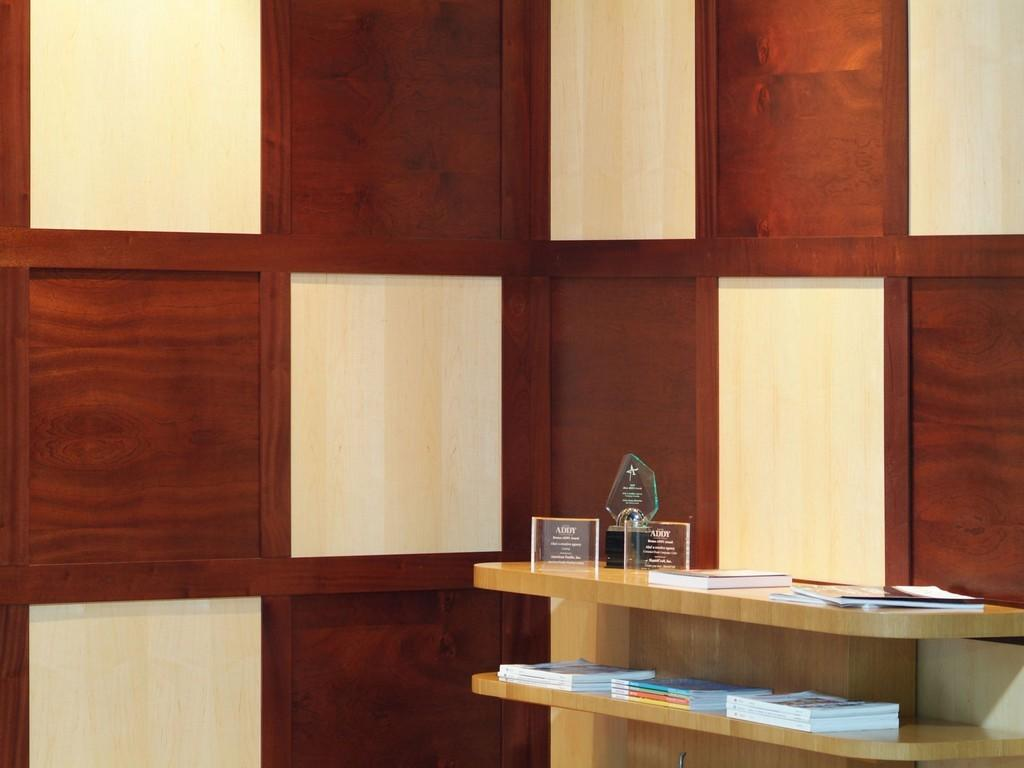 Contemporary Wood Paneling Walls Best House Design