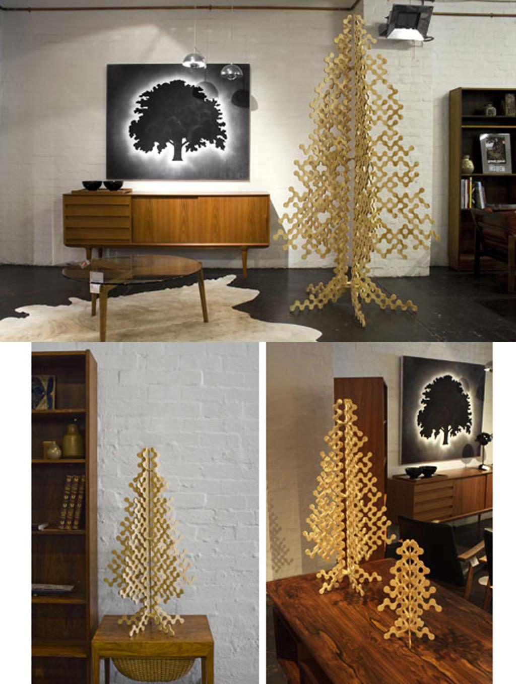 Contemporary Wooden Christmas Tree Plans Iroonie