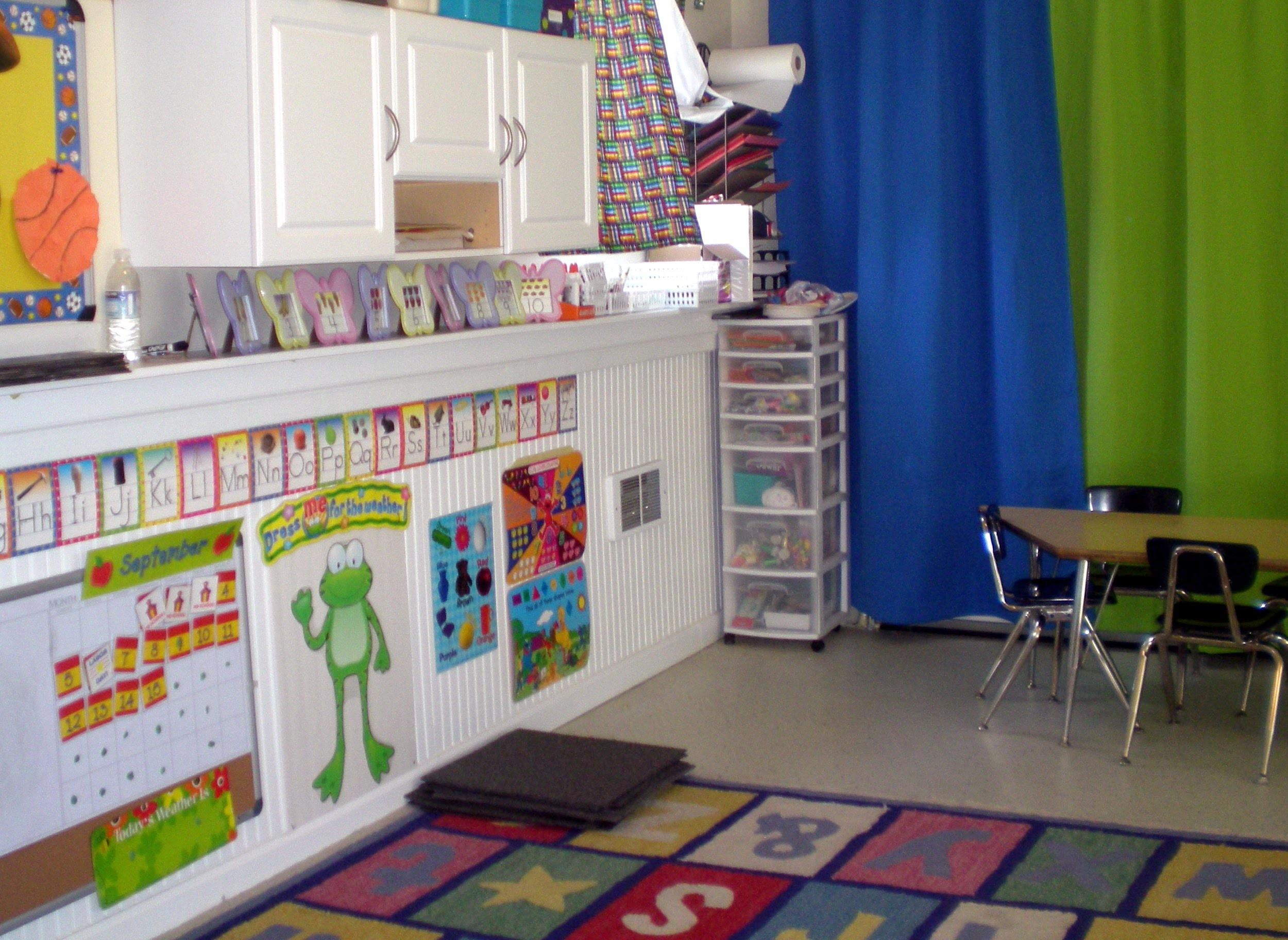 Convert Your Garage Into Preschool Daycare
