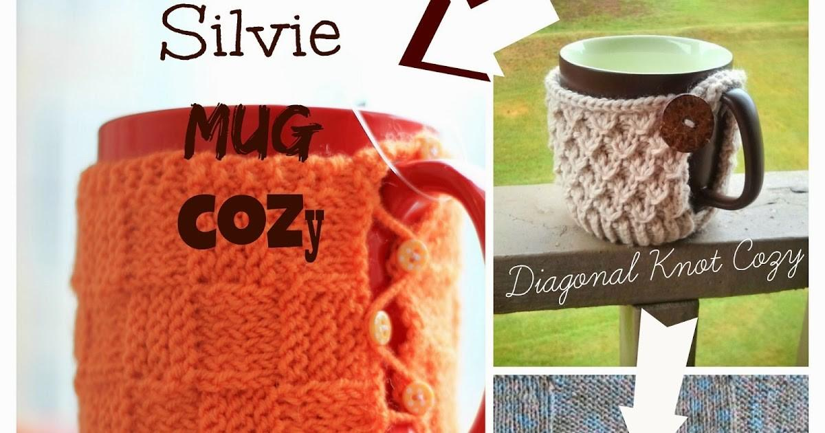 Cook Book Recto Verso Diy Silvie Mug Cozy