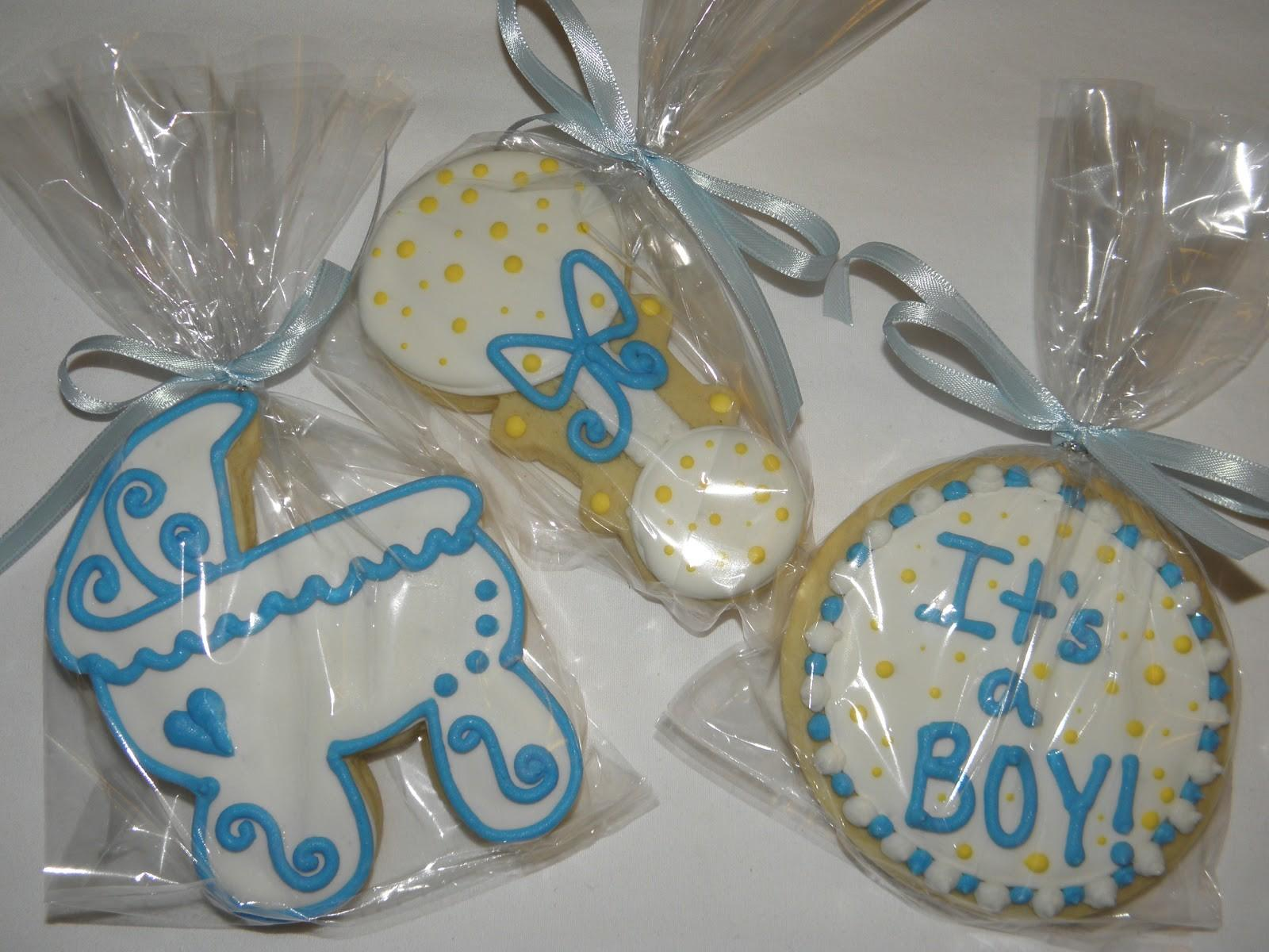 Cookie Dreams Baby Shower Favors