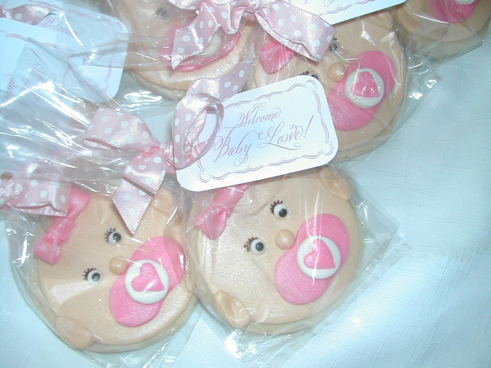 Cookie Favor Bags Baby Shower Archives Diy