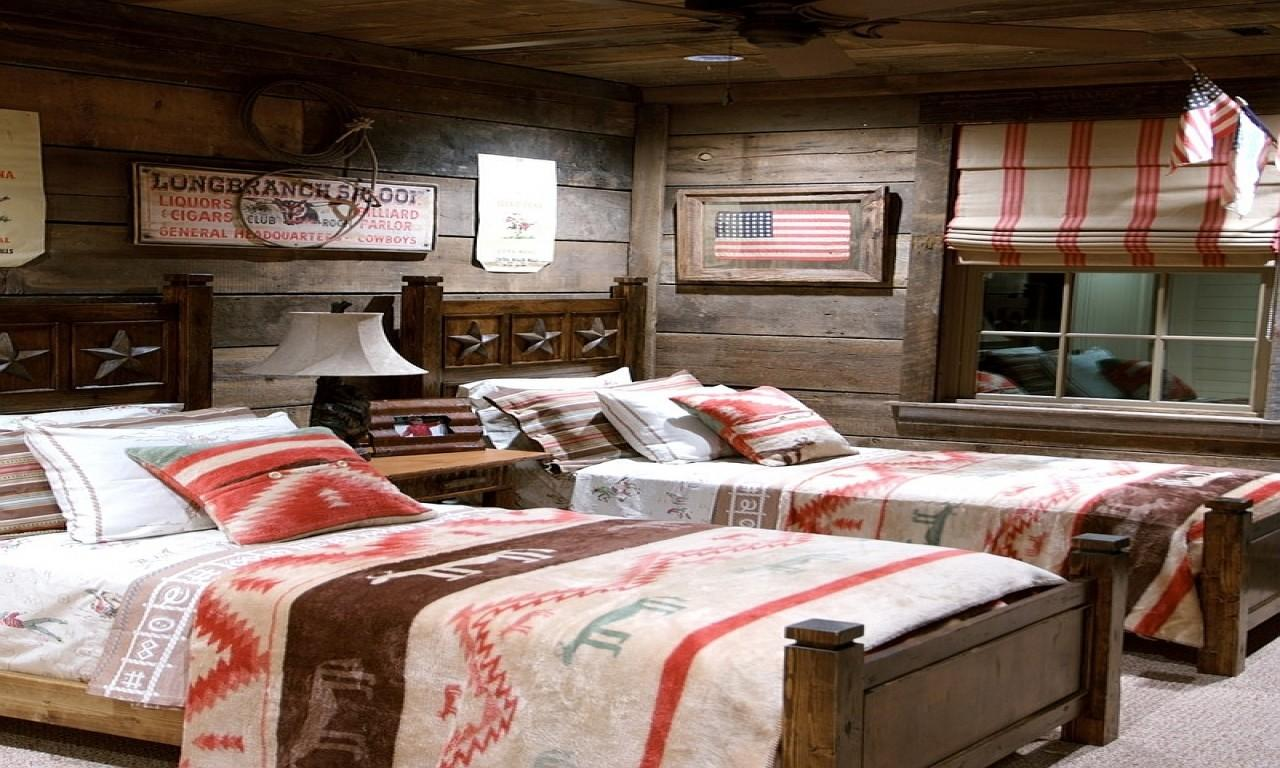 Cool Attic Rooms Rustic Kids Bedroom Ideas