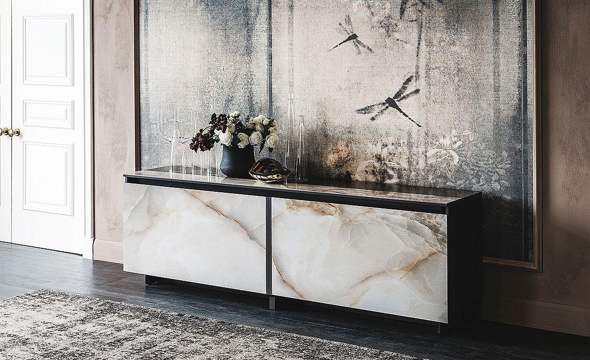 Cool Contemporary Sideboards Usher Geo Style