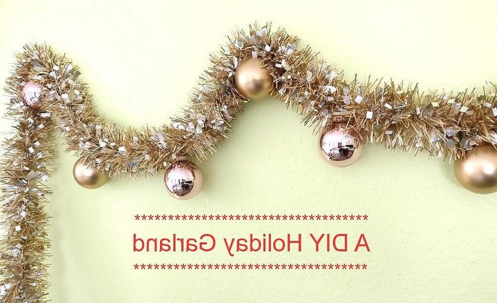 Cool Diy Holiday Garland Decorating Ideas Easy