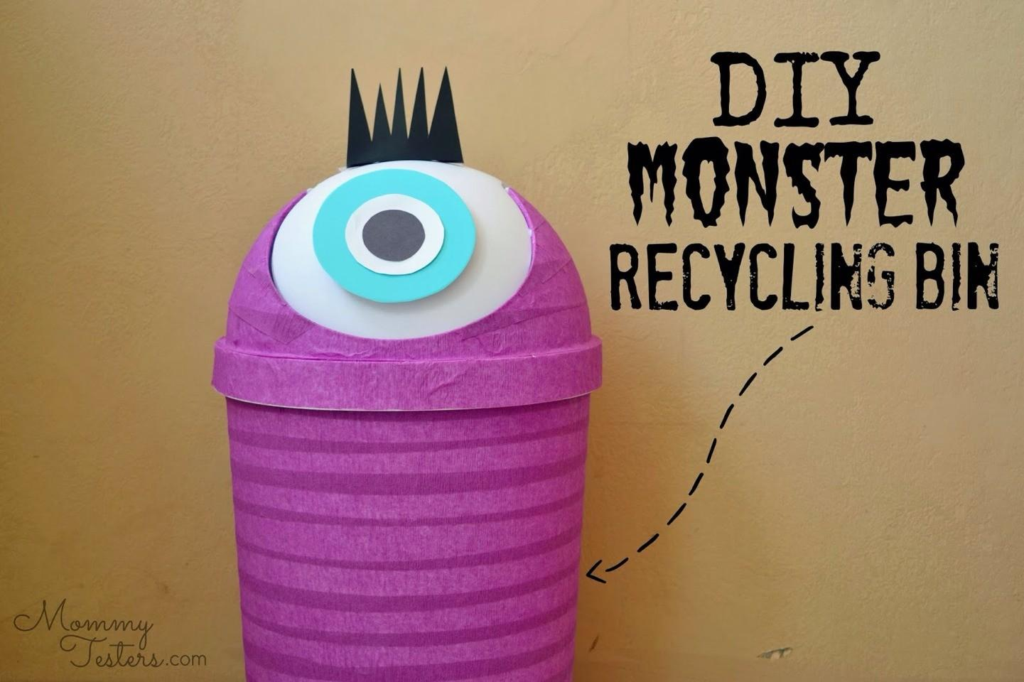 Cool Diy Trash Can Makeovers Musely