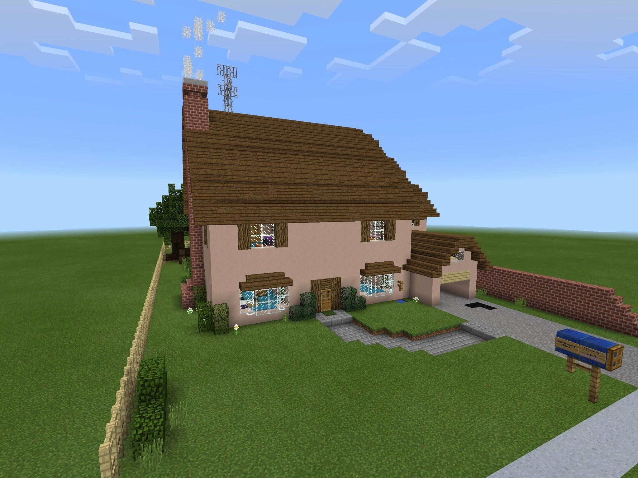 Cool Easy Houses Minecraft Unique