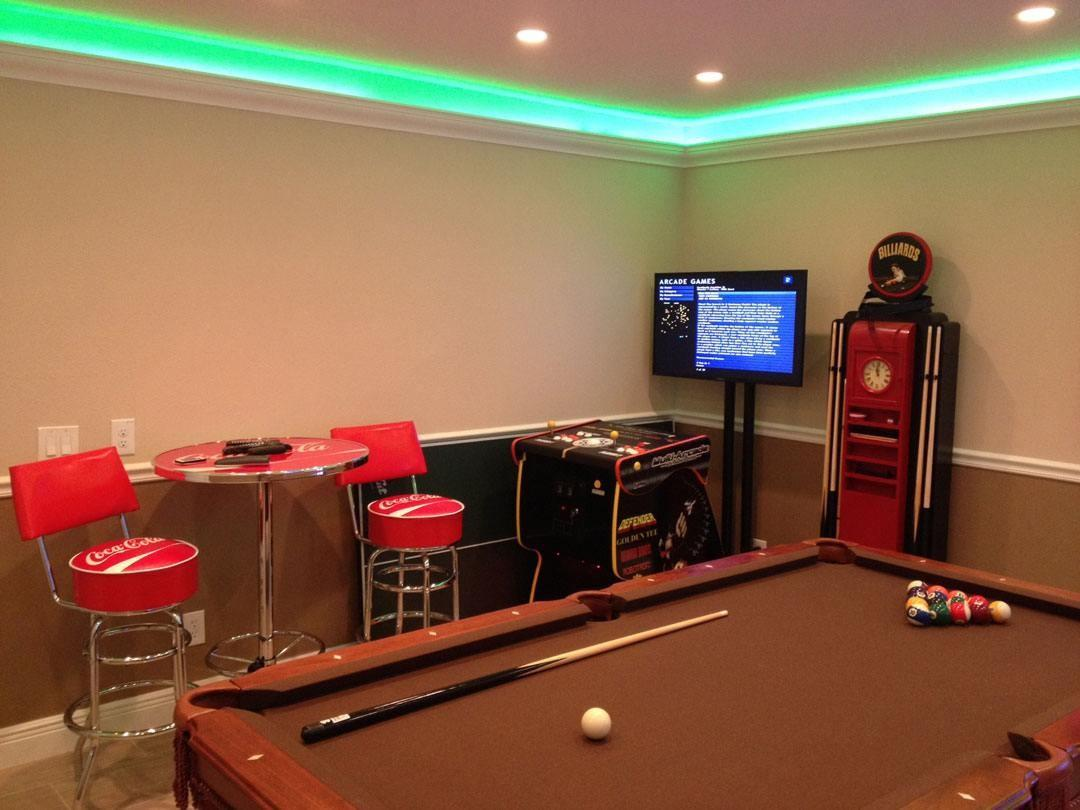 Cool Game Room Ideas Best Video Rooms Decorationy