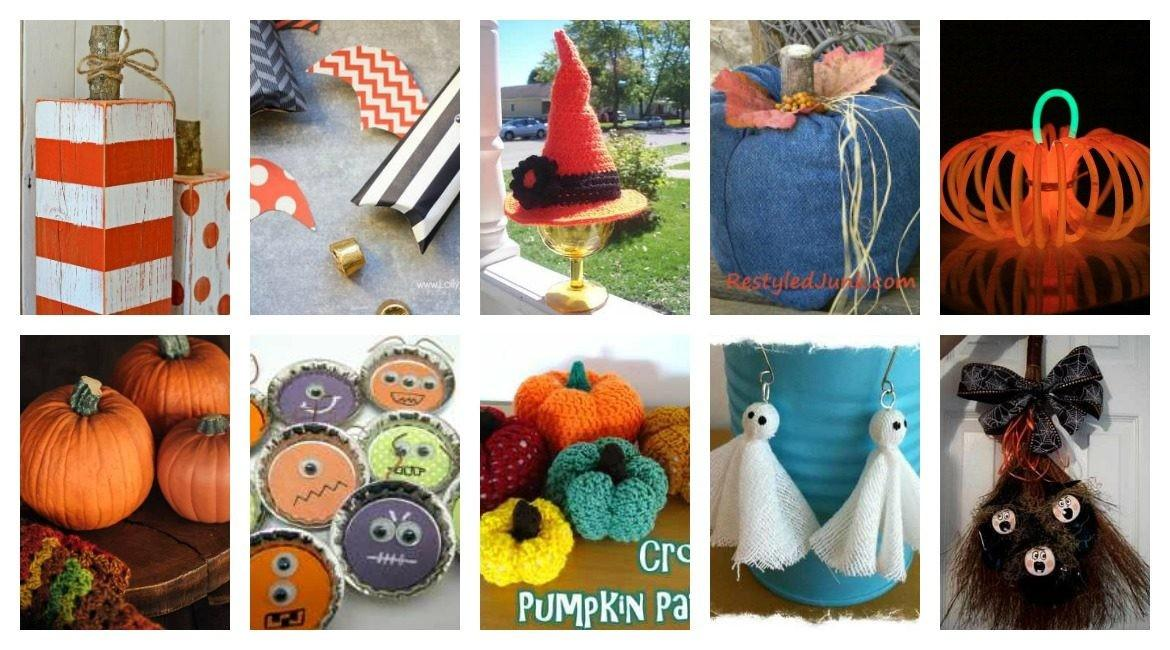 Cool Halloween Crafts Diy Home Tutorials