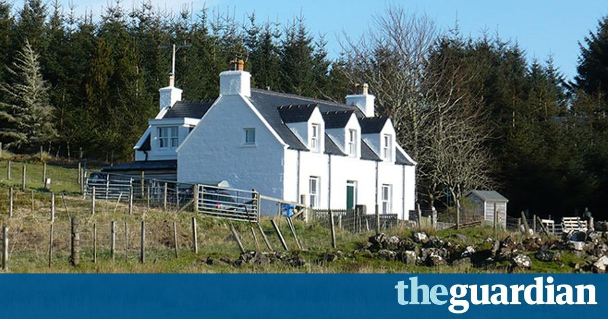 Cool Holiday Cottages Isle Skye Scotland