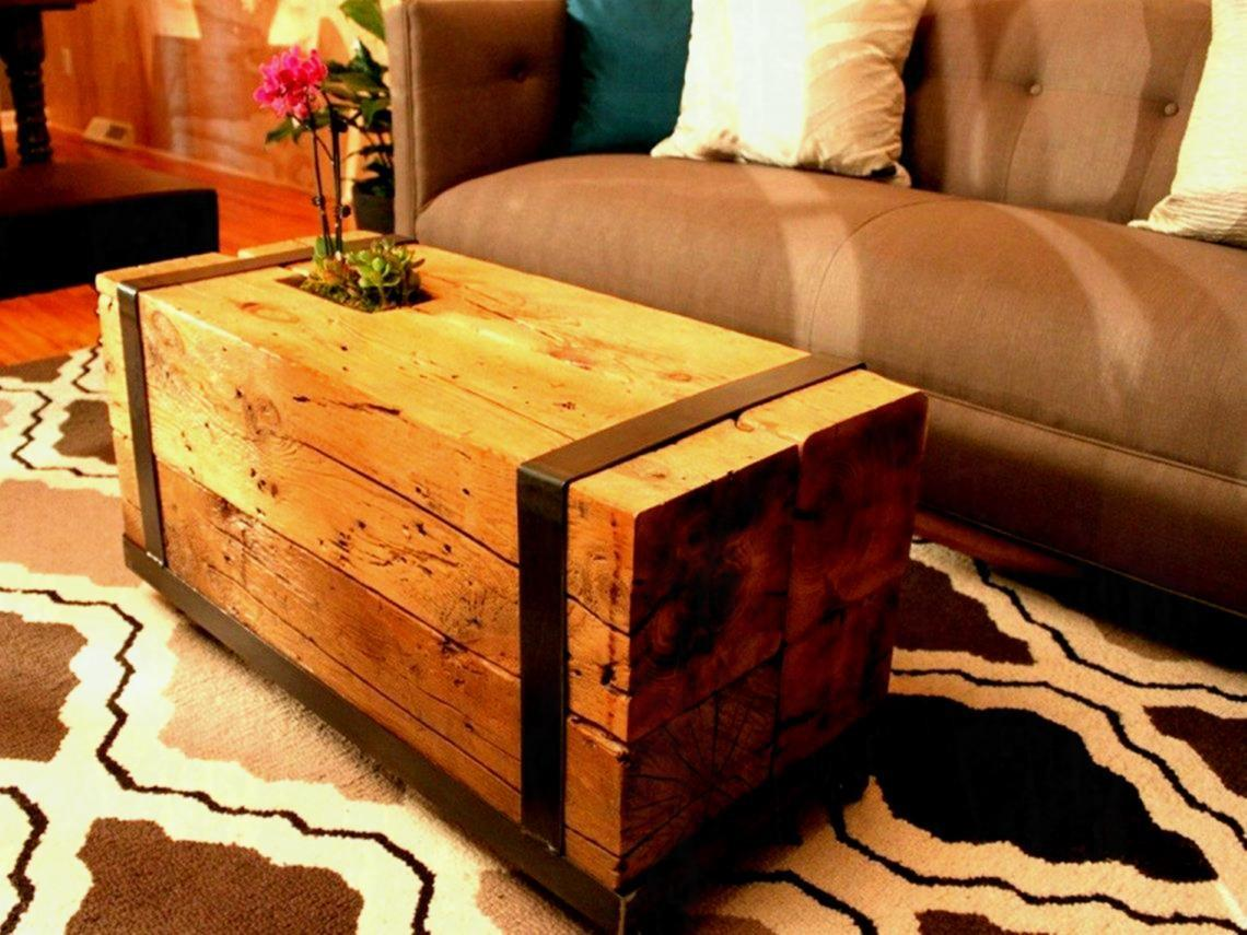 Cool Homemade Coffee Tables Diy Housing Project Antique