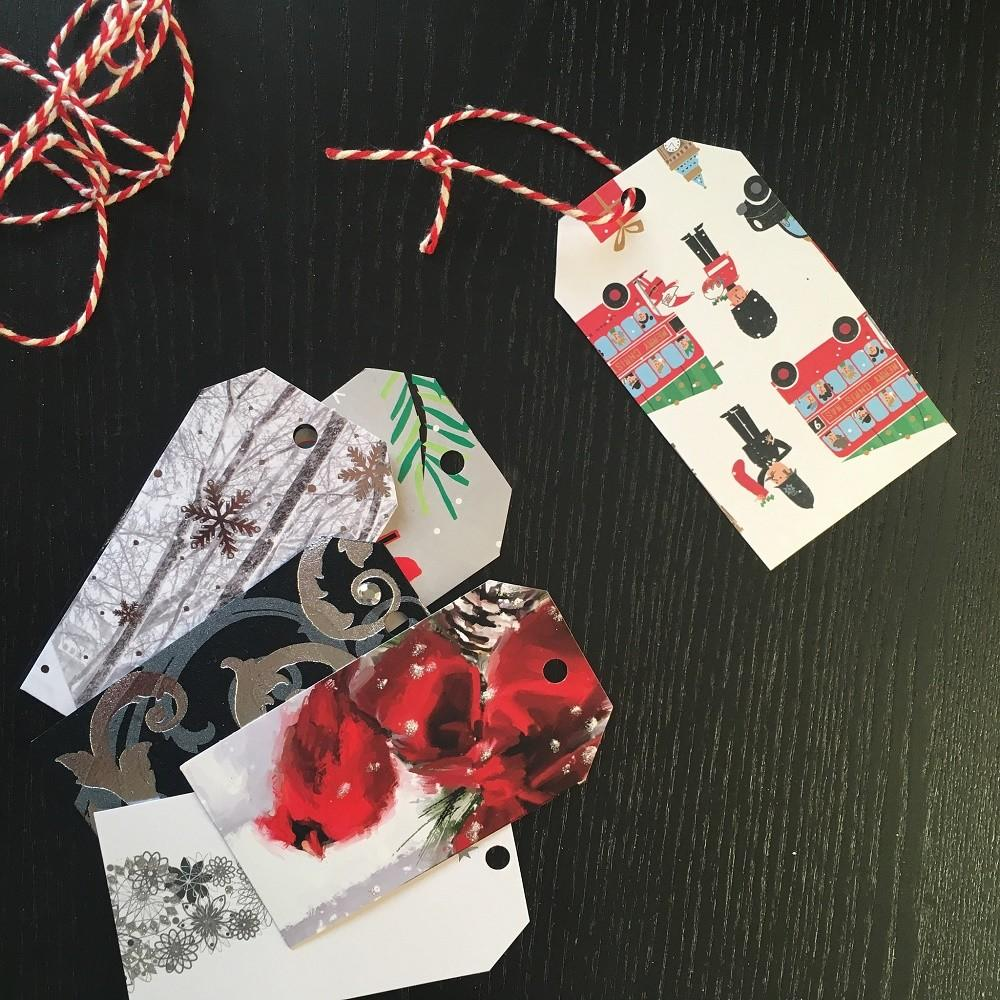 Cool Ideas Recycle Your Old Christmas Cards