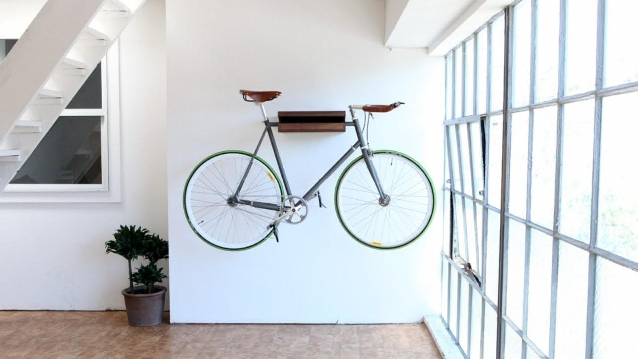 Cool Indoor Bike Storage Ideas