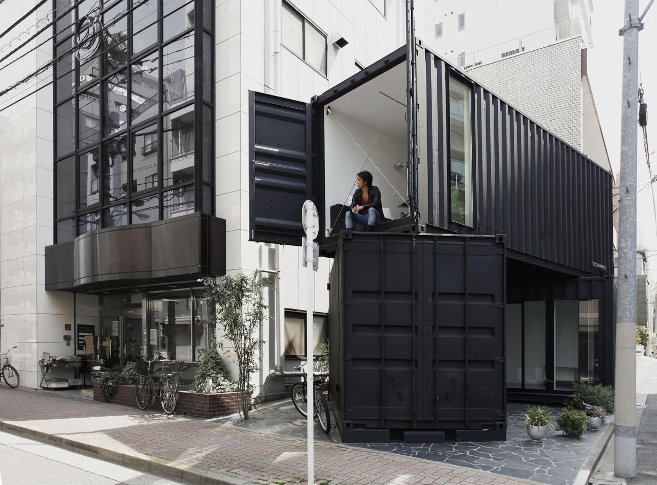 Cool Japanese Container Homes Living