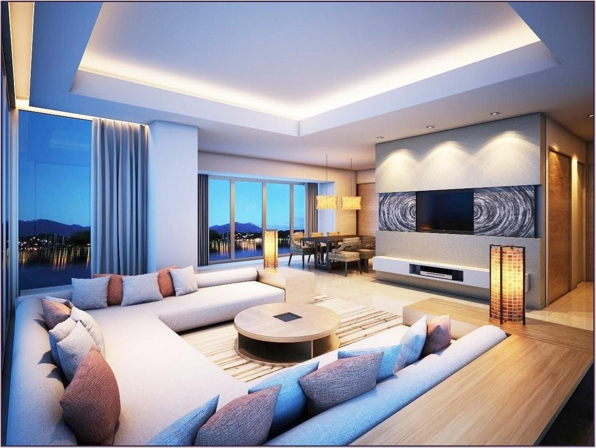 Cool Living Room Modern Style Home Design Ideas