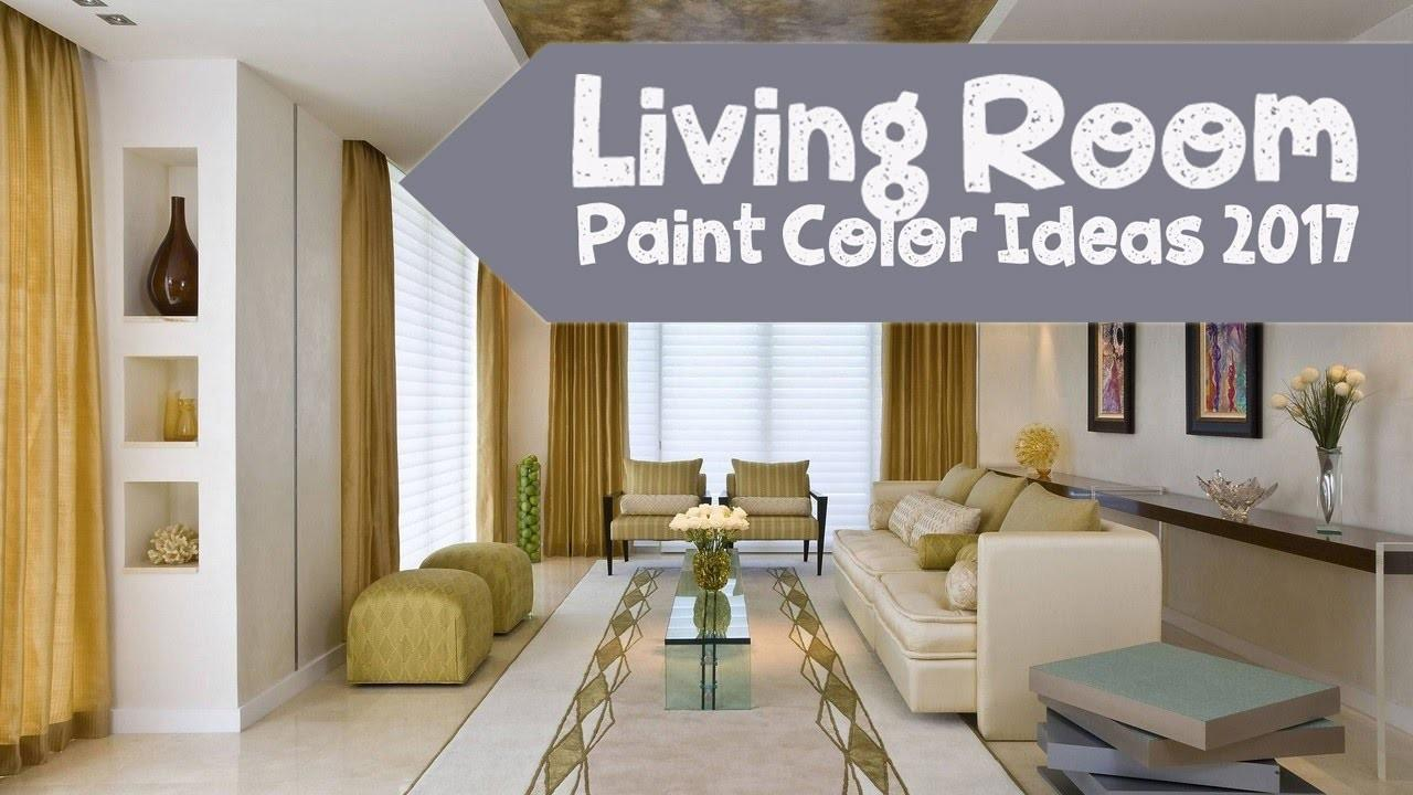 Cool Living Room Paint Colors 2017