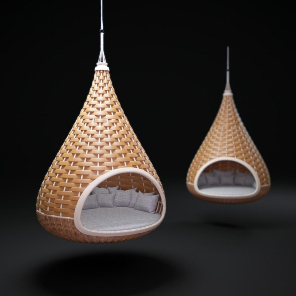 Cool Modern Indoor Hanging Chairs Ideas Designs