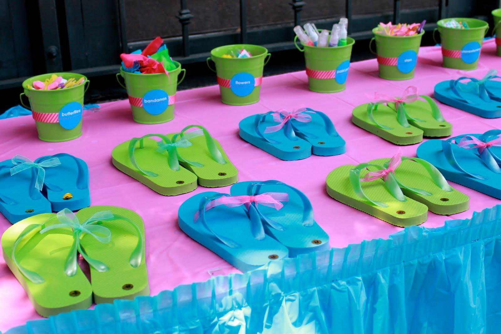 Cool Pool Party Themes Home Ideas