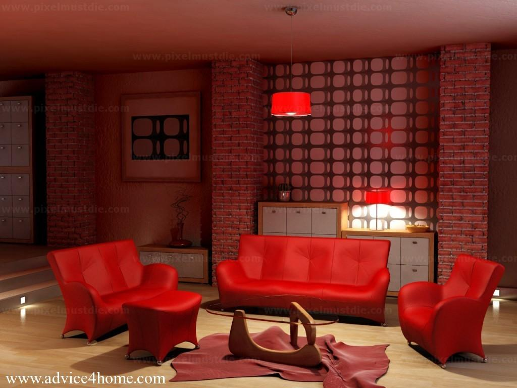 Cool Red Living Room Hd9e16 Tjihome