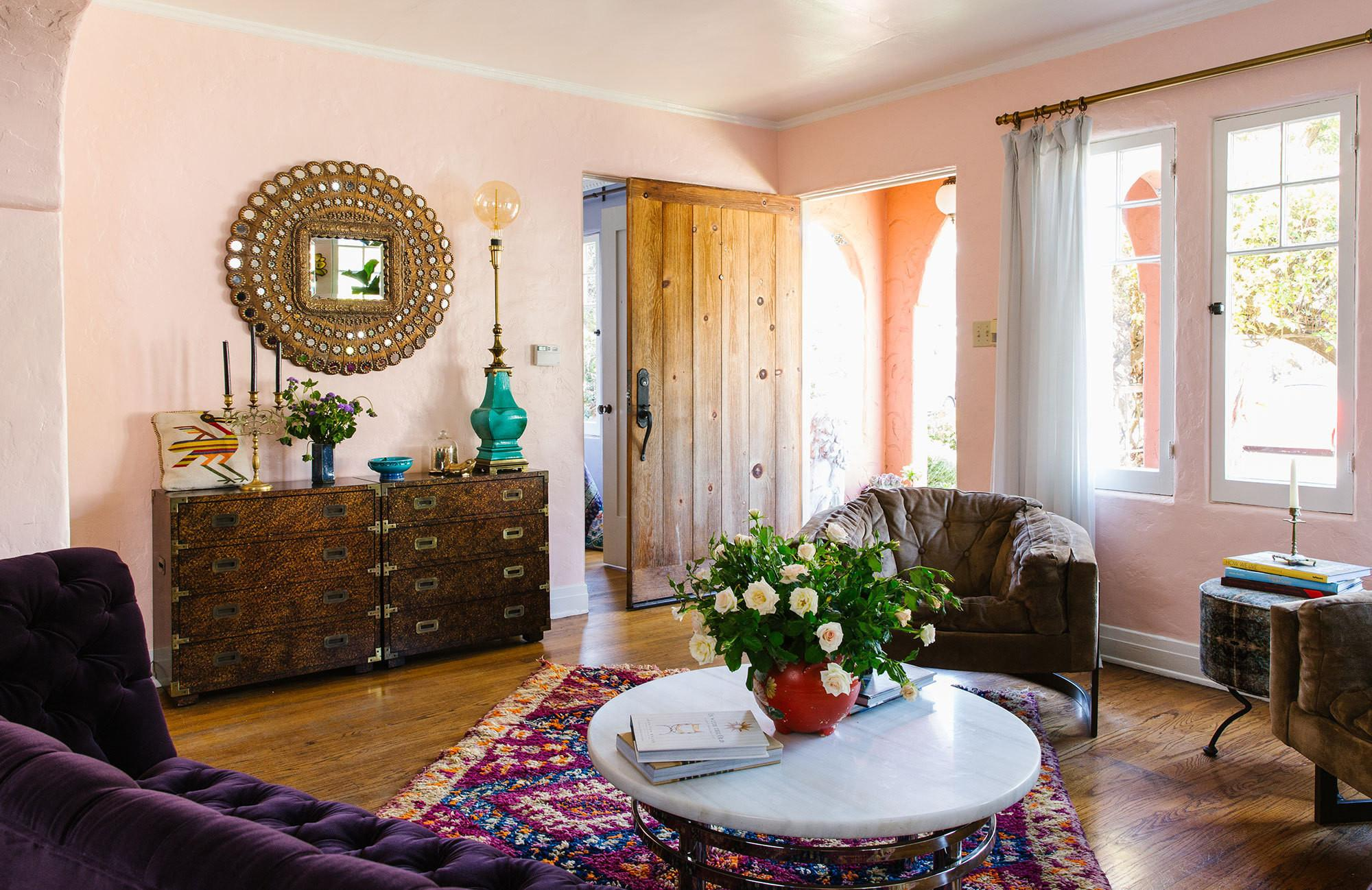 Cool Rooms Eclectic Living Room Bohemian