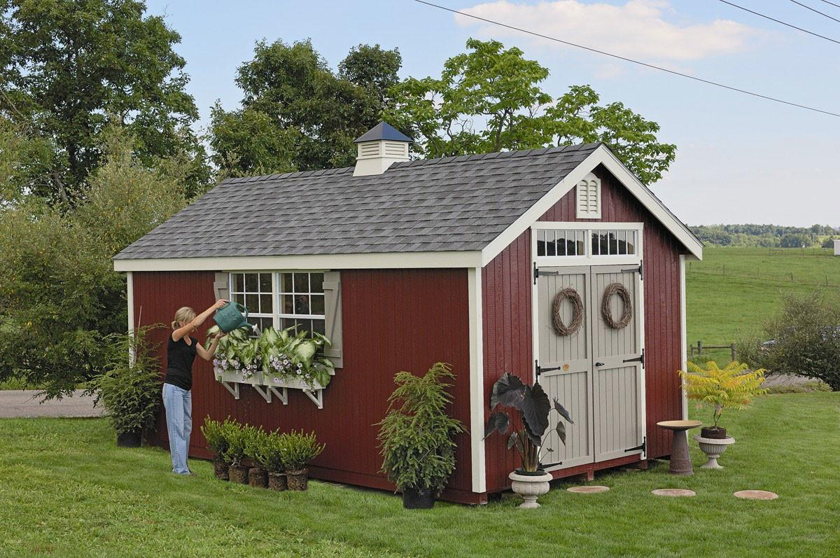 Cool Shed Ideas Decosee