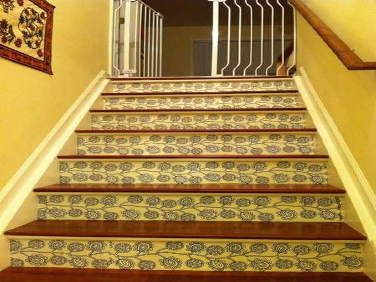 Cool Spiral Staircases Geometric Stencils Stair